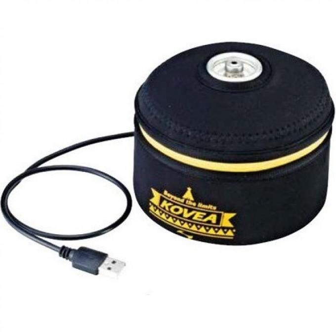 Чехол баллона с подогревом KOVEA USB 450, KECX9GZ-12ZZ