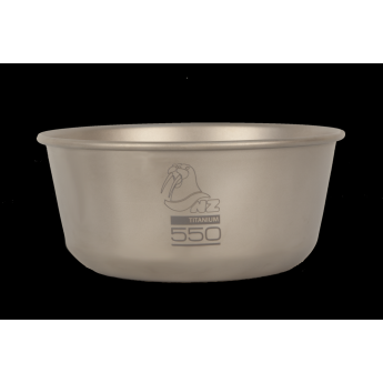 Титановая пиала KOVEA NZ Ti Bowl 550 ml